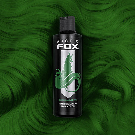 Arctic Fox 'Phantom Green' Semi Permanent Hair Dye