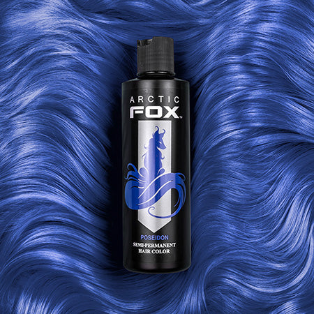Arctic Fox 'Poseidon' Semi Permanent Hair Dye