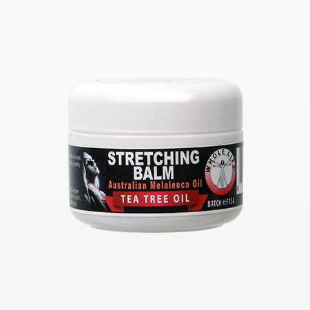 Whole Life Tea Tree Oil Stretching Balm