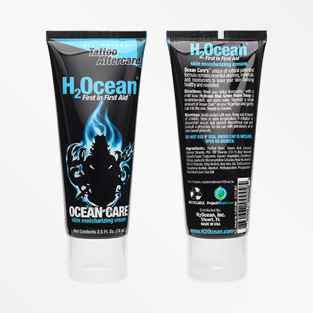 H2Ocean Ocean Care Skin Moisturizing Cream