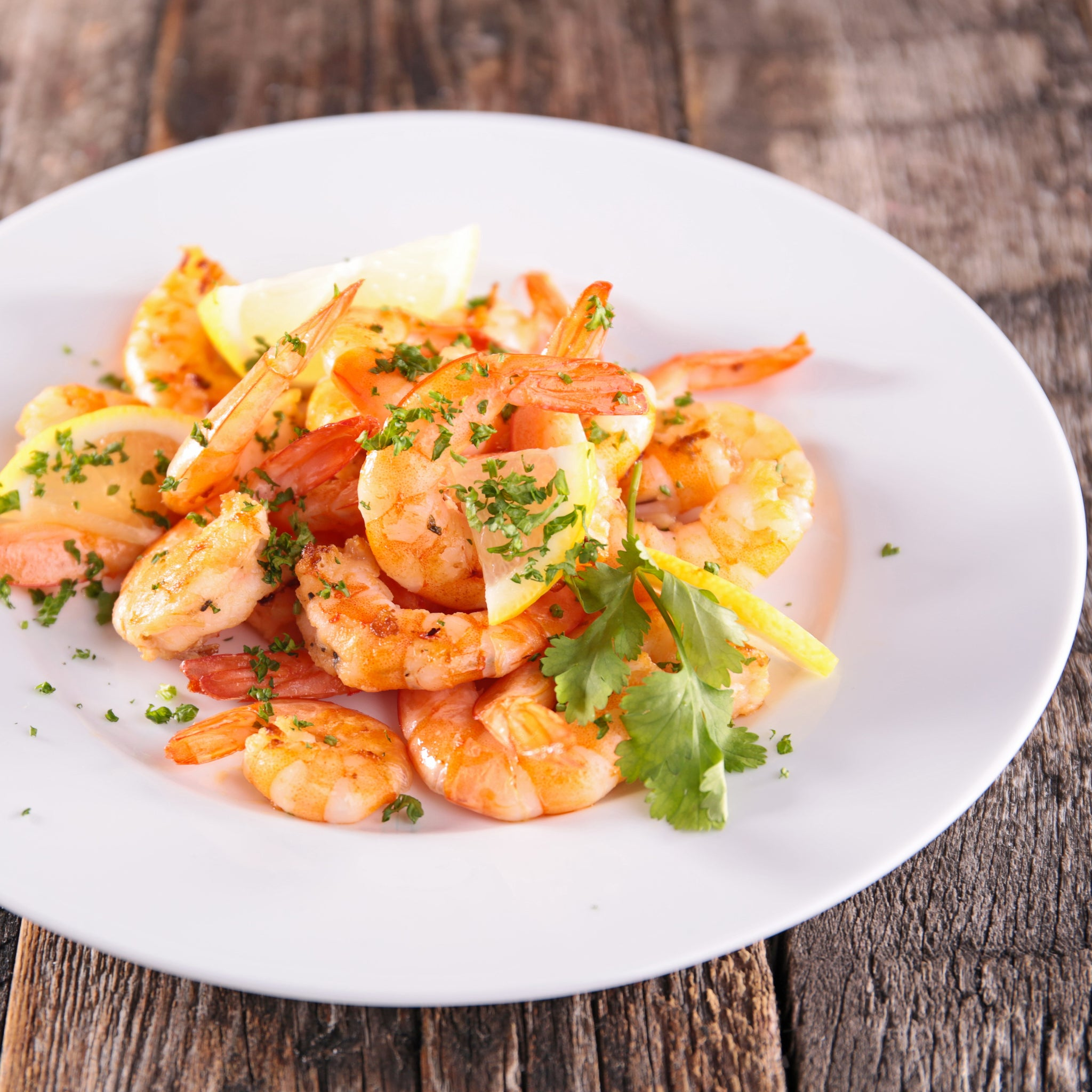 Family Shrimp - Serves 4