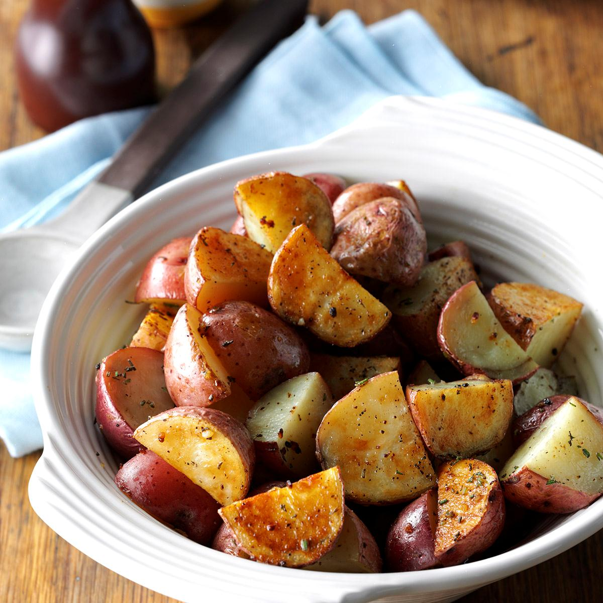 Family Style Red Potatoes - Serves 4