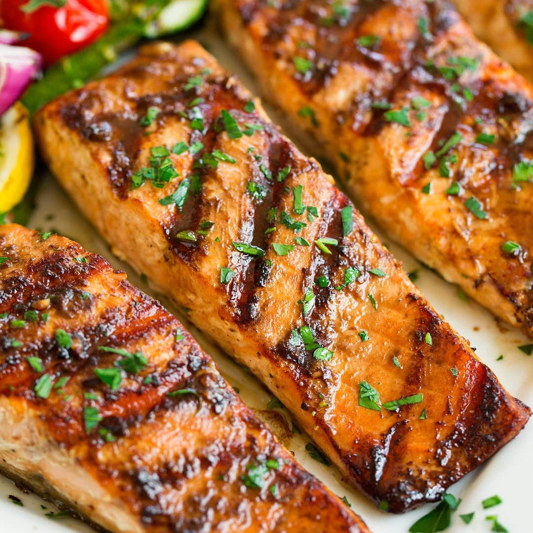 Family Salmon - Serves 2