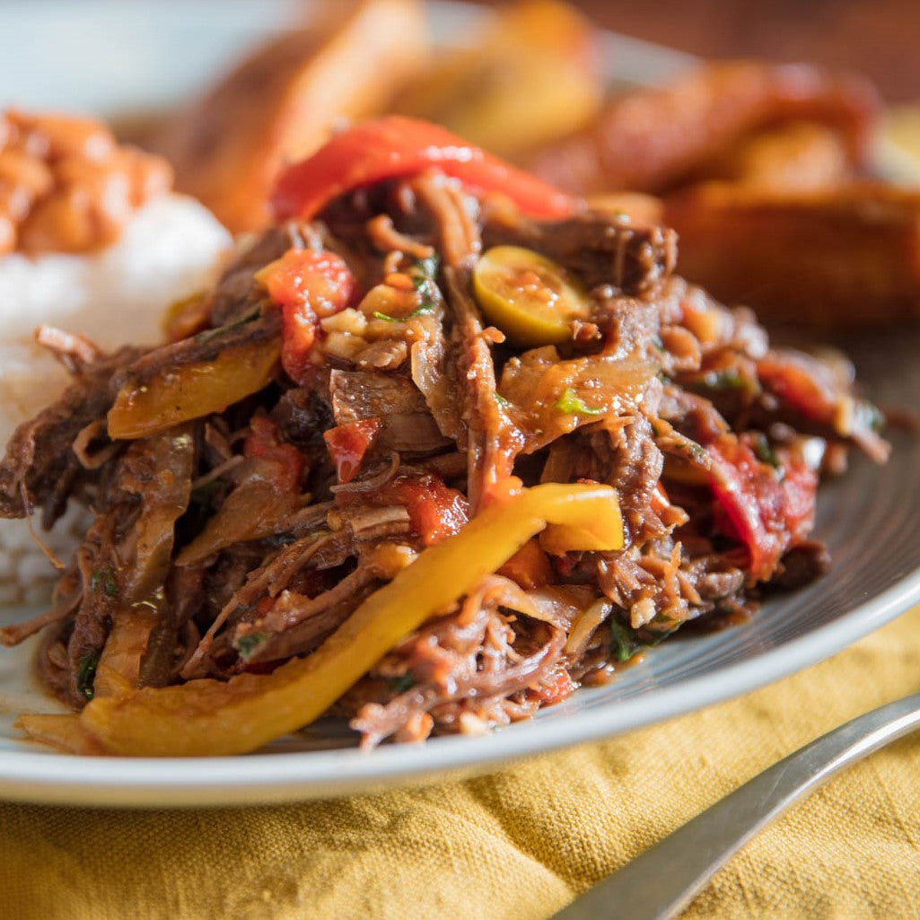 Low Carb Ropa Vieja