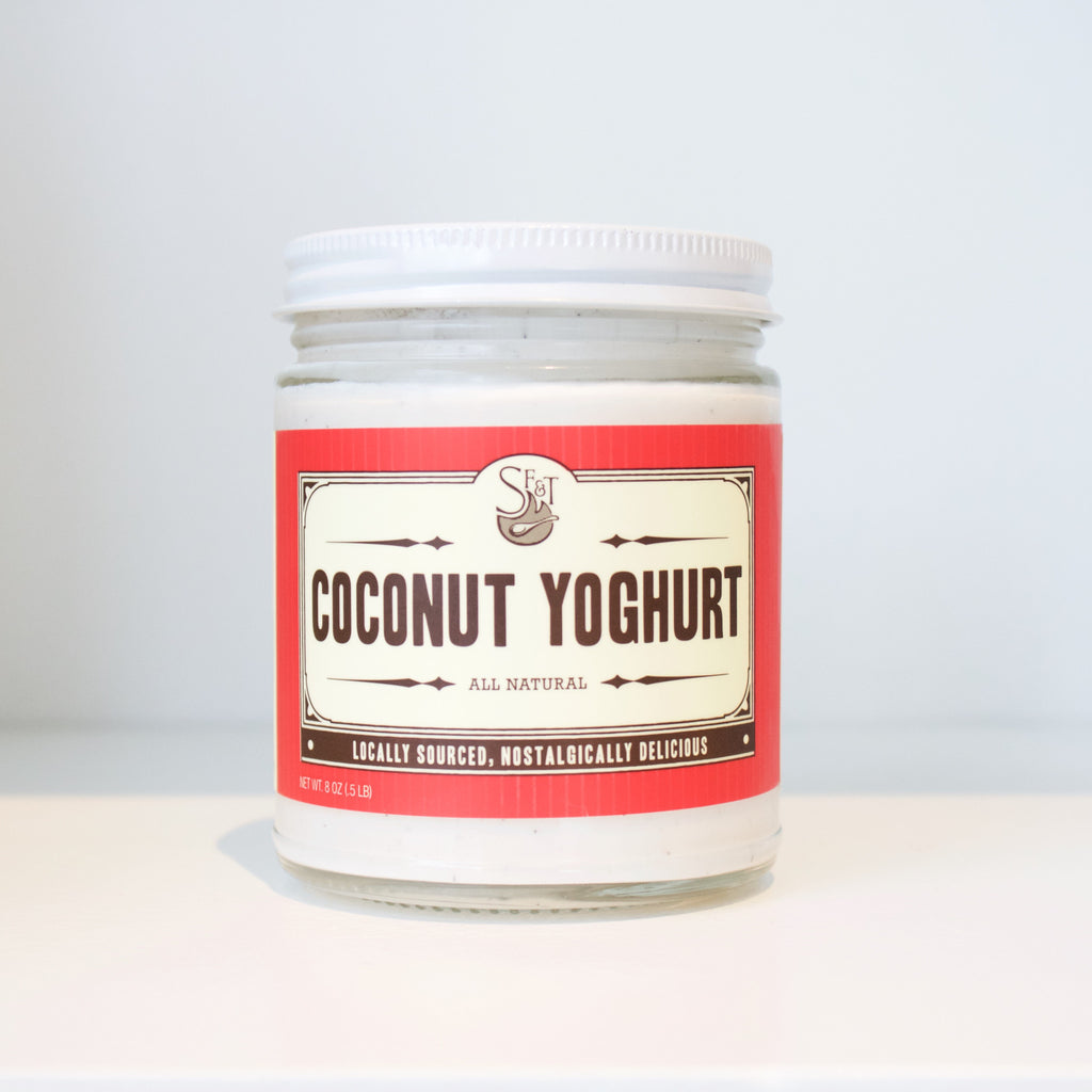 Coconut Yoghurt Gift Box