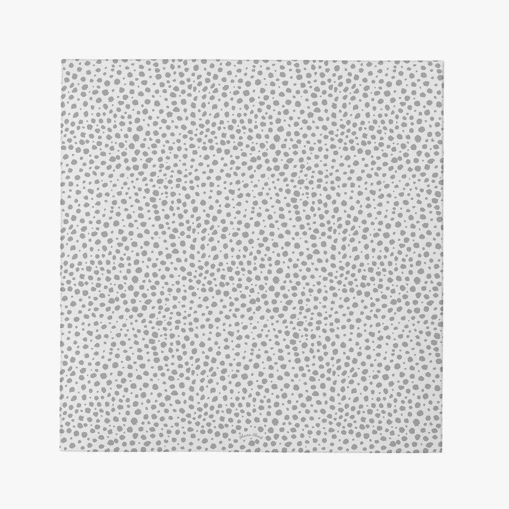 Splash Mat Grey Spotty