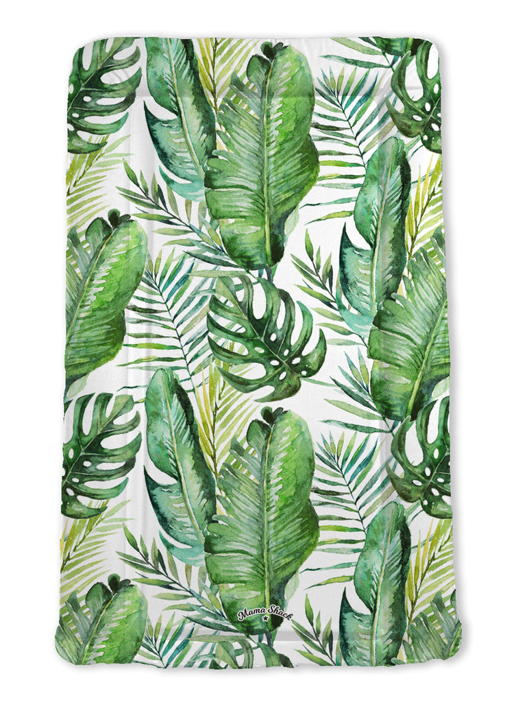 Banana Leaf Standard Changing Mat
