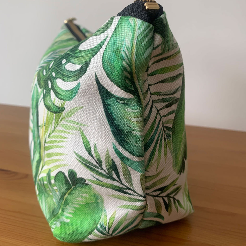 Banana Leaf Changing Bag Pouch