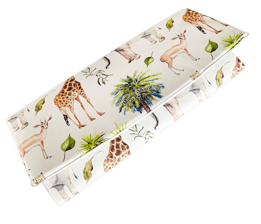Travel Changing Mat Wild Safari