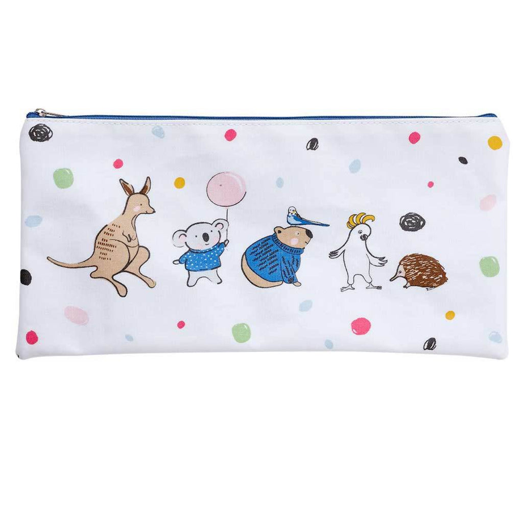 Ashdene - Pencil Case - Barney Gumnut & Friends