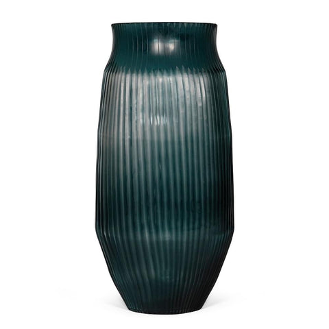Brian Tunks - Cut Glass Vase - Large