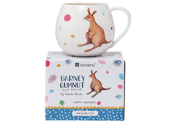 Ashdene - Kids' Mug - Barney Gumnut & Friends