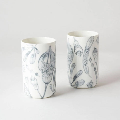 Angus & Celeste - Ceramic Tumblers - Set of 2