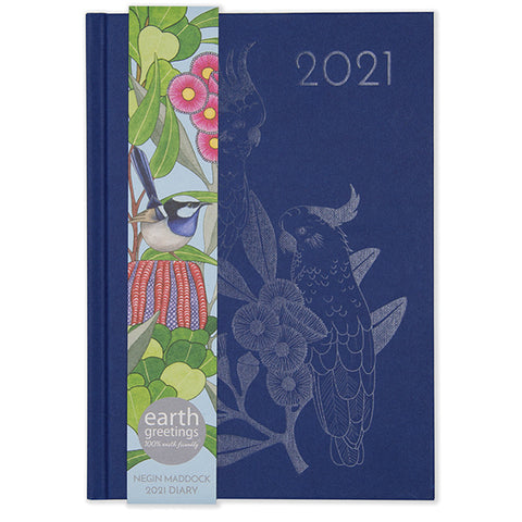 Earth Greetings - 2021 Diary