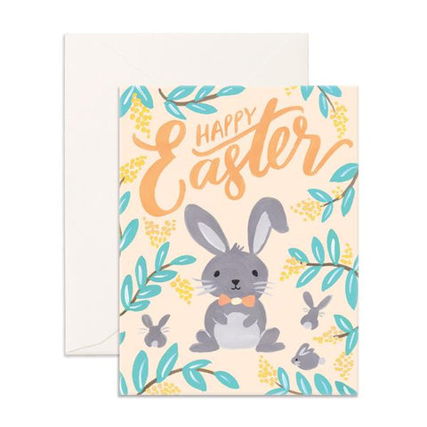 Fox & Fallow - Greeting Card - Easter Bunny
