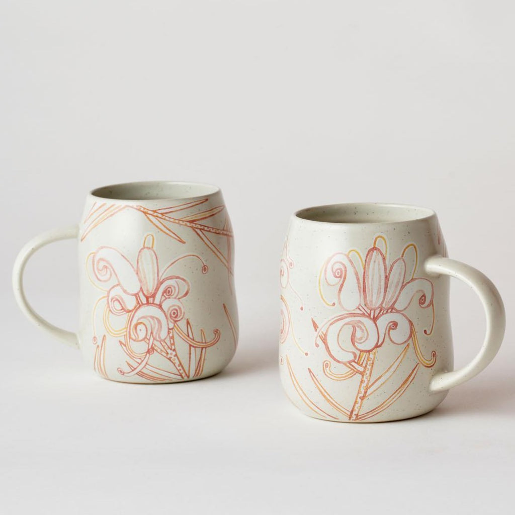 Angus & Celeste - Everyday Mugs - Set of 2