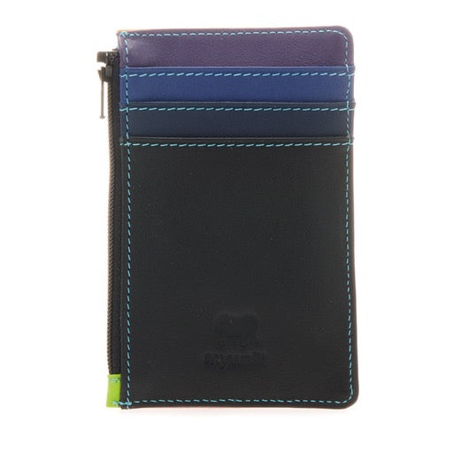 Mywalit - Card Holder with Zip Pocket