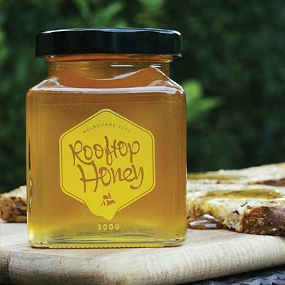 Rooftop Honey - 280g Jar of Local Honey