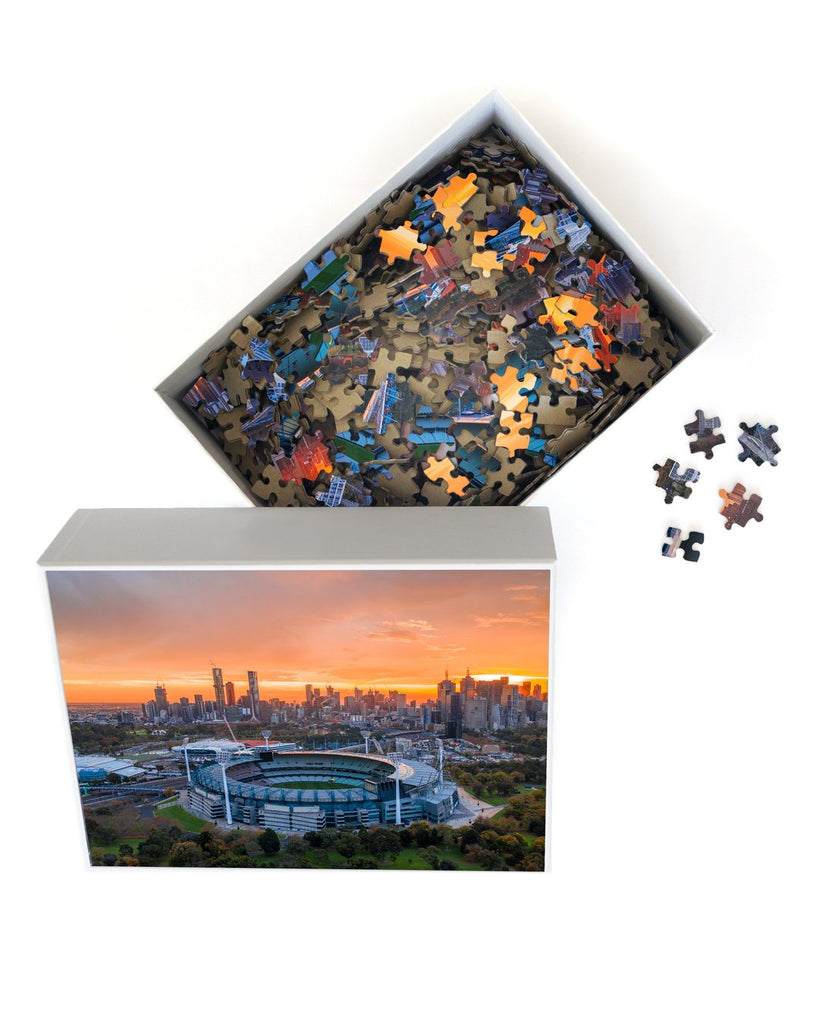 Avery Aerial Photography - 1000 piece Puzzle