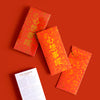 Fox & Fallow - Hongbao / Red Packets - Set of 6