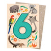 Earth Greetings - Children's Birthday Card