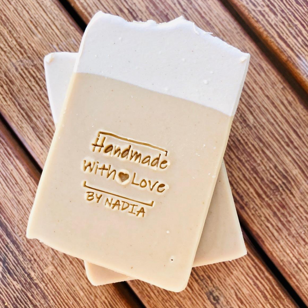 Handmade by Nadia - Beer Soap