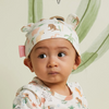 Halcyon Nights - Lunar Baby Hat (Beanie with ears)
