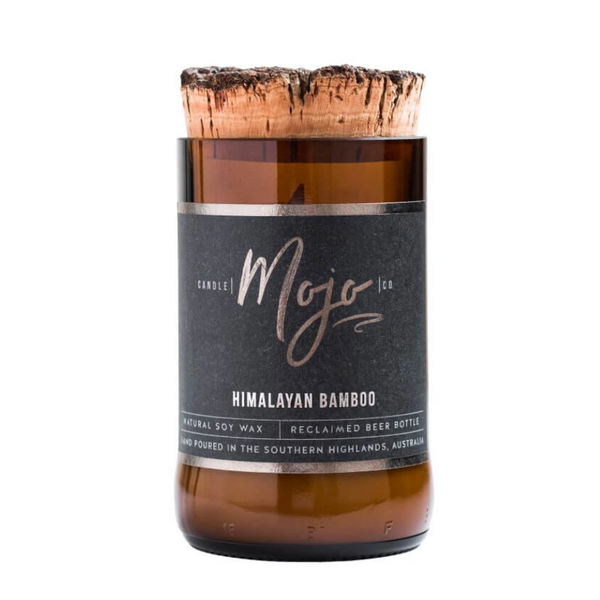 Mojo Candle Co - Beer Bottle Candle
