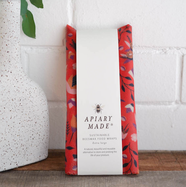 Apiary Made - Beeswax Wrap - Extra Large