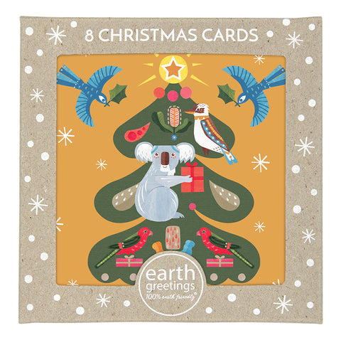 Andrea Smith - Christmas Gift Cards - Pack of 8