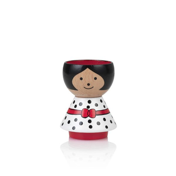 Lucie Kaas - Bordfolk Egg Cup - Girl