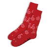 Otto & Spike - Bikes Socks - Red