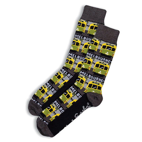 Otto & Spike - Bing Bing Socks - Grey