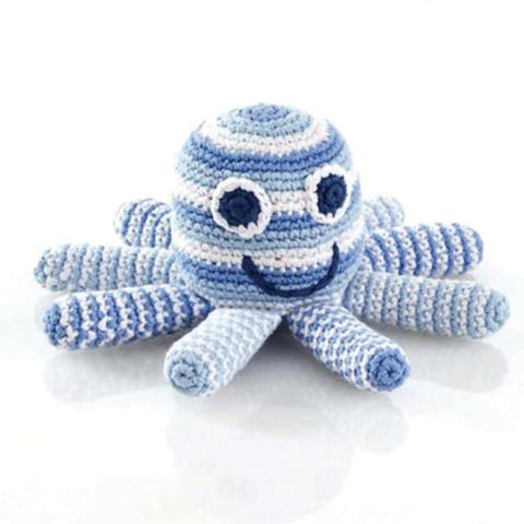 Pebble - Octopus Rattle