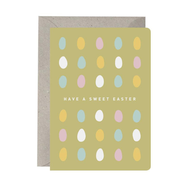 The Thinktree - Greeting Card - Have A Sweet Easter