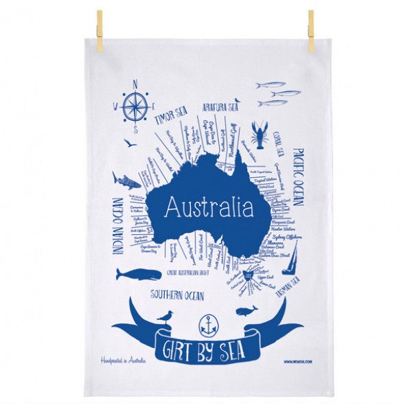 Mokoh - Tea Towel