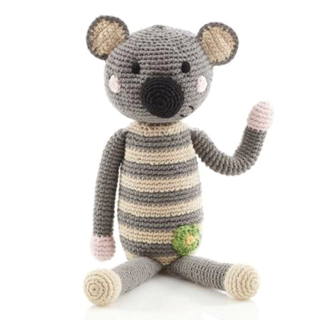 Pebble - Koala Rattle