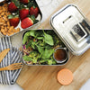 Ever Eco - Stainless Steel Mini Containers - Set of 3