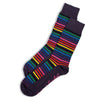 Otto & Spike - Pantonia Socks - Charcoal