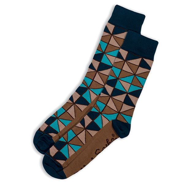 Otto & Spike - Tiffany Socks - Indigo
