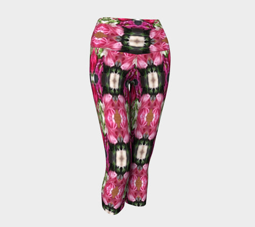 Lady MacBeth's Yoga Capri Rosy