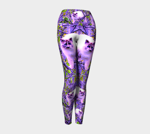 Roxy Heart Yoga Legging