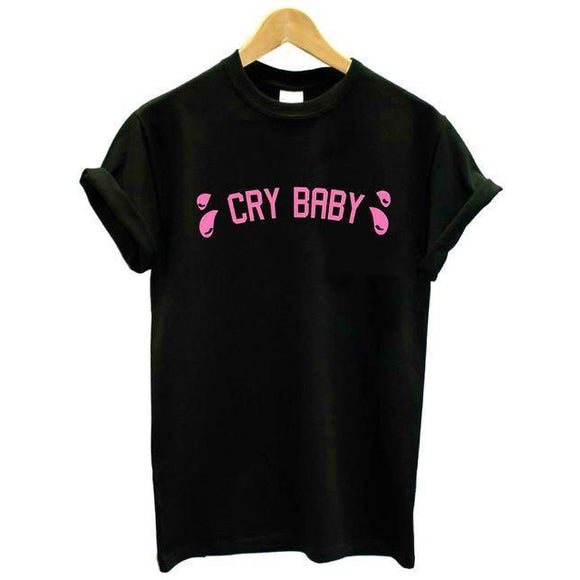 Cry Baby Women's T-shirt // kastle.brixx