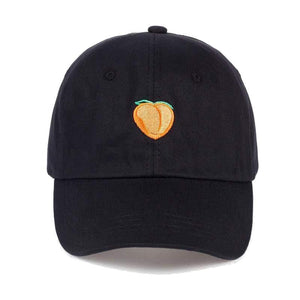 Peach Dad Hat // kastle.brixx