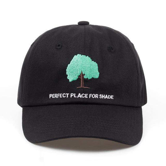 Perfect Place For Shade Dad Hat // kastle brixx