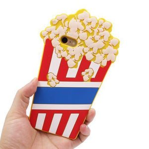 Popcorn Phone Case // kastle.brixx