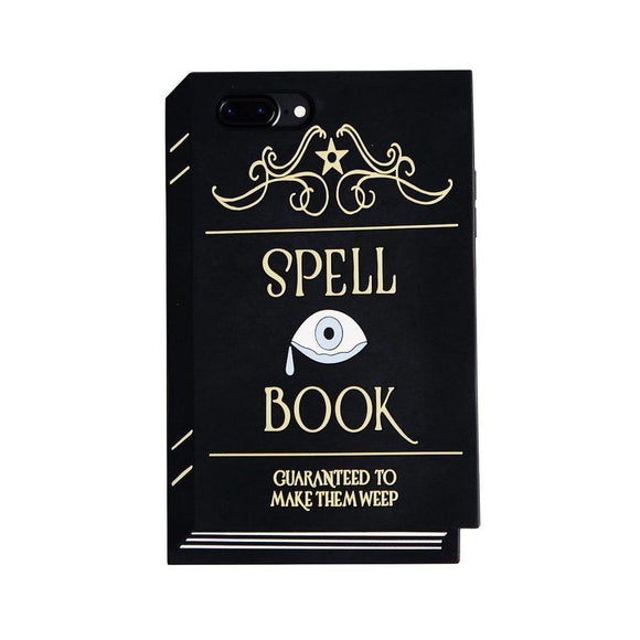 Spell Book Phone Case // kastle brixx