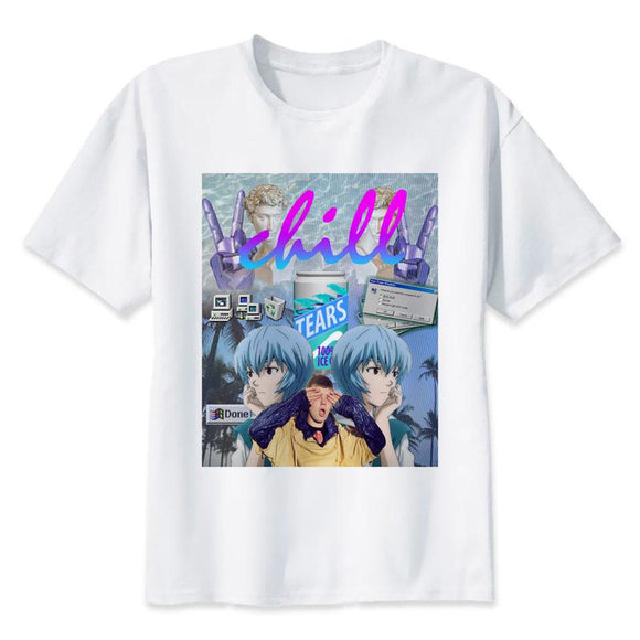 Vapor chill T-shirt // kastle.brixx