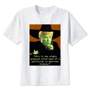 Witchy Trump T-shirt // kastle brixx
