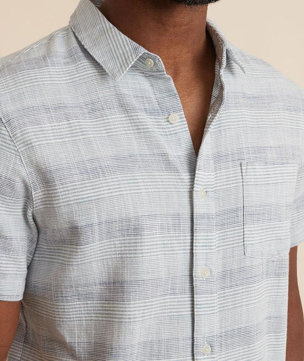 Short Sleeve Selvage Shirt